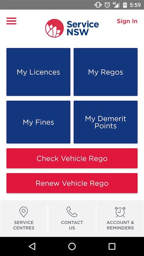 boat registration check nsw service nsw android apps on google play
