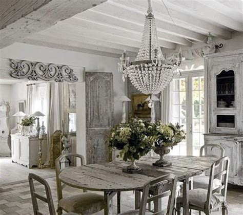 french country dining room tables your dream home l arredamento shabby chic giordano arreda