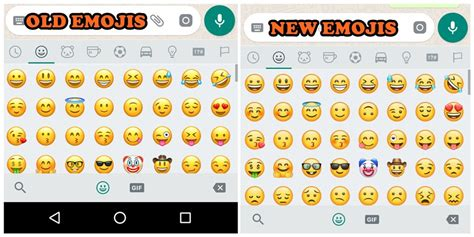 new emoji update for android brace yourselves whatsapp has redesigned all of the emojis within the newest beta replace gsm