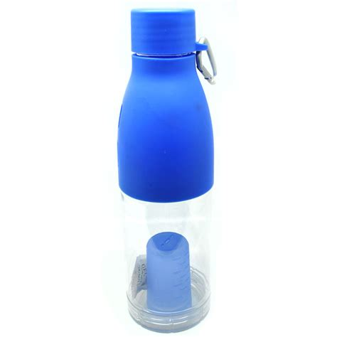 Botol Minum Penyaring Teh 320ml botol minum penyaring teh tea infuser 490ml sm 8371 blue jakartanotebook