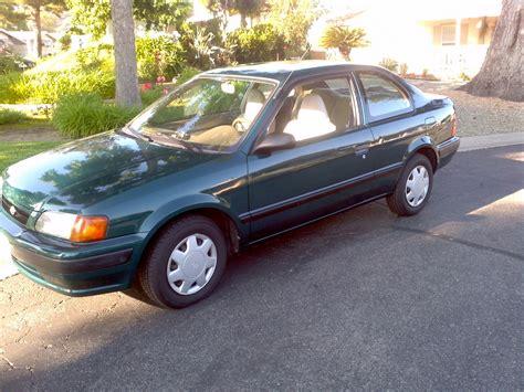 1996 Toyota Tercel 1996 Toyota Tercel Overview Cargurus