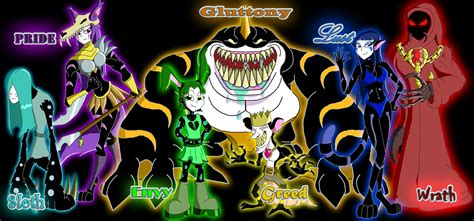 the 7 deadly sins the seven deadly sins wallpaper wallpapersafari