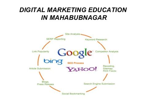 Marketing Education 5 by Digital Marketing Education In Mbnr