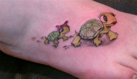 turtle tattoos gloss
