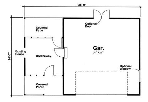 Two Car Garage Plans by Garage Plan 6013 At Familyhomeplans Com