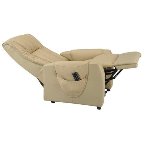 fauteuil massant electrique fauteuil releveur electrique 2 moteurs fauteuil releveur a deux moteurs en cuir grand