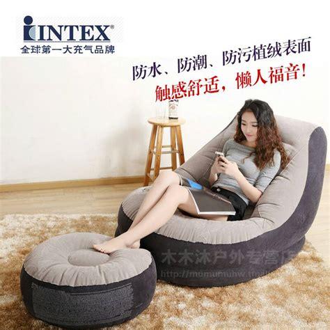 Kasur Angin Serbaguna jual sofa angin sofa santai intex kasur sandaran eklusif