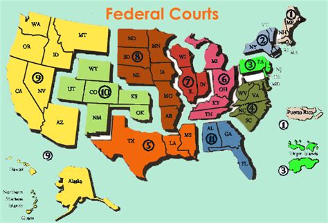 Federal Court Search Circuit Courts Images