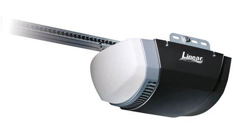 linear belt drive garage door opener