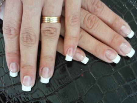 imagenes uñas decoradas punta blanca u 209 as cosmetip