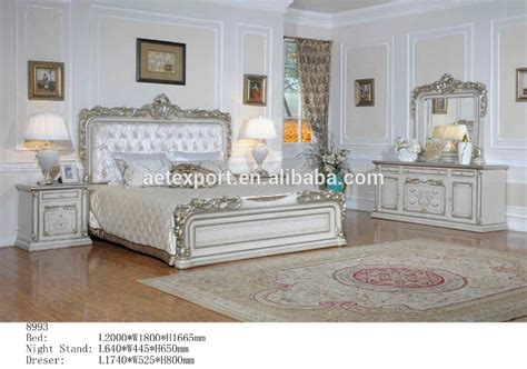 elegant white bedroom furniture elegant white wedding bedroom furniture by foshan aet 8993