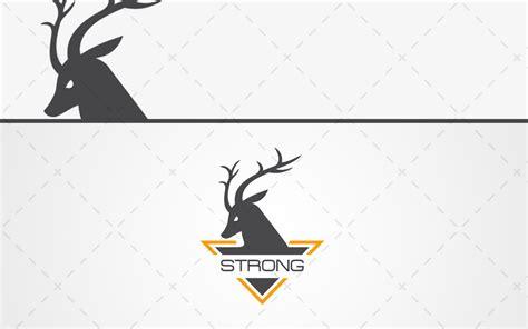 logo deer amazing deer logo for sale lobotz