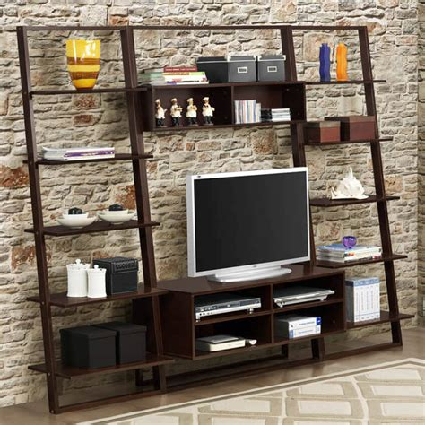 modern style entertainment center the best cave entertainment centers from around the