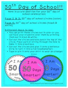 kelly and kim s kreations friday freebie ocean themed 17 best images about 50th day of school on pinterest