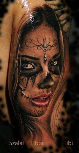 tattoo muerte meaning la catrina trash pinterest la catrina