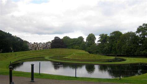 Landscape Architecture Edinburgh Charles Jencks Landform Earthworks Landscape Edinburgh