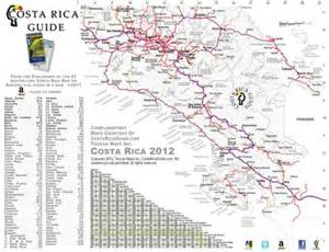 detailed road map of costa rica costa rica map free high resolution printable driving map