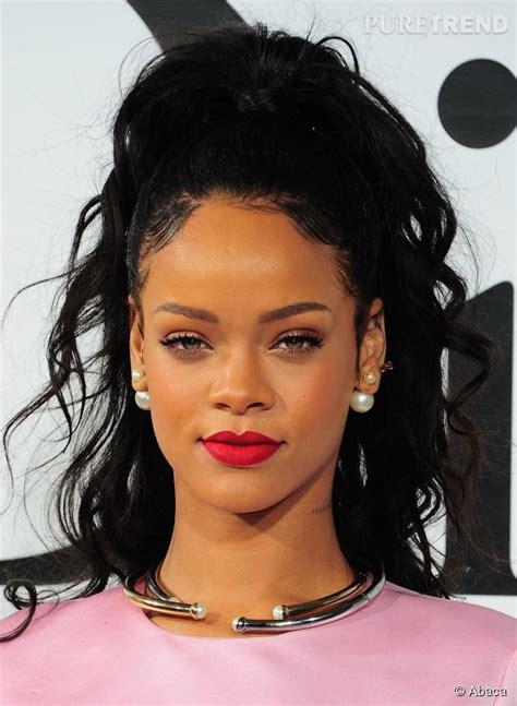 rihanna hairstyles 2015 gray hair besoin d une id 233 e de coiffure soir 233 e copiez rihanna et