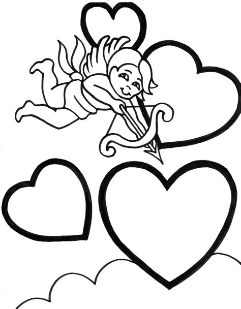 Free Printable Cupid Pictures