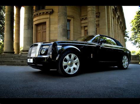 roll royce rolls royce phantom information and wallpaper world of cars