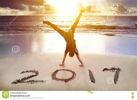 happy new year 2017 concept stock image image of enjoy