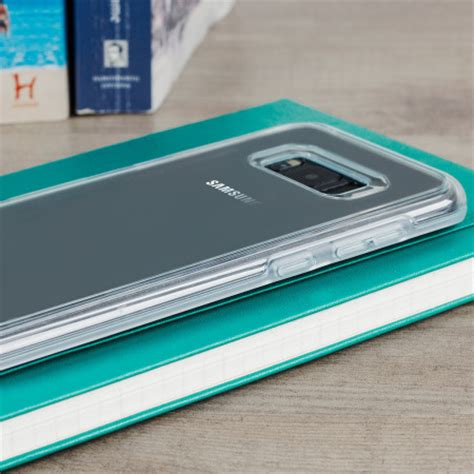 Otterbox Symmetry Series Clear For Samsung S8 Clear Original 1 otterbox symmetry clear samsung galaxy s8 clear