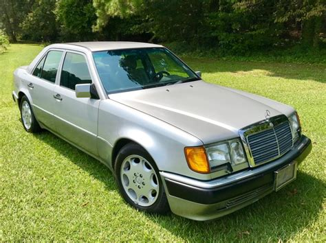 Mercedes W124 For Sale by 1992 Mercedes 500e For Sale On Bat Auctions Sold