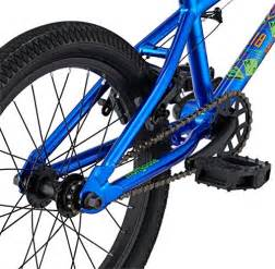 Mongoose Bmx Brake System Mongoose Legion L18 18 Quot Boy S Blue Import It All