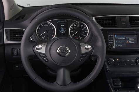 nissan sentra 2017 interior nissan debuted 2017 sentra sr turbo