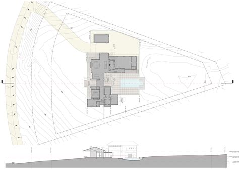 Plan Section Drawing by What To Expect From Your Architect Sections Site Plans