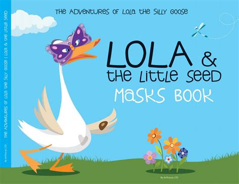 lola s adventures in purple books lola and the seed masks book by the adventures of