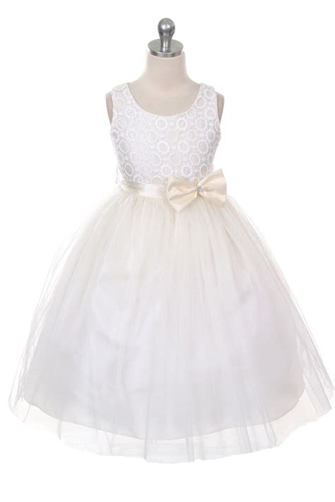 pattern flower girl dress mint flower pattern top tulle skirt flower girl dress