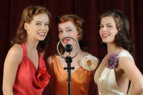 cantanti swing le ragazze dello swing trio lescano discografia testi