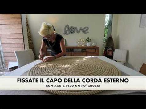 tappeti di corda tutorial n 1 tappeto di corda da barca