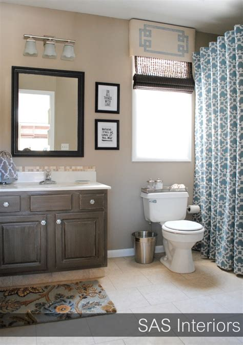 bathroom color 12 sensational standard sized bathrooms jenna burger