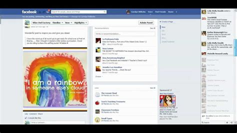 fb page the correct way to share a fb fan page post with a secret