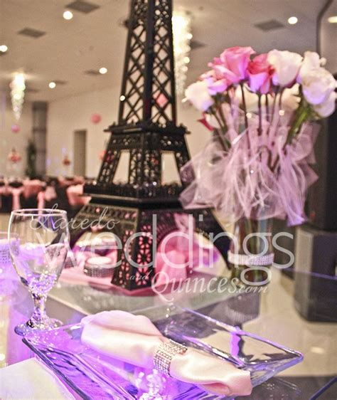 Paris Themed Quinceanera Mirage Reception Paris Quince Laredo Weddings And Quinces