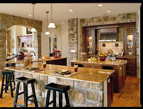 southern living idea home tropical kitchen austin
