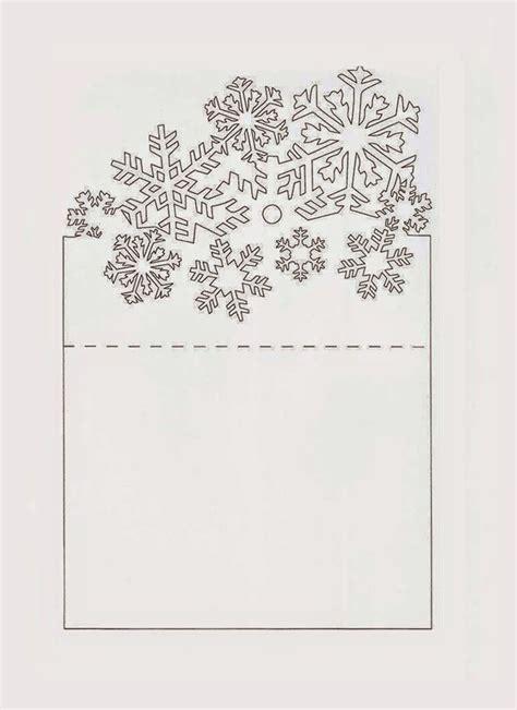 free kirigami card templates best 20 kirigami ideas on diy snowflakes