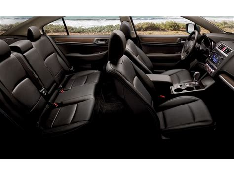 subaru legacy custom interior subaru legacy prices reviews and pictures u s