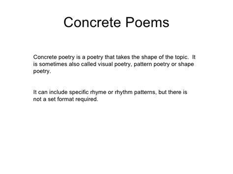 poems with a pattern year 1 10 days of poetry