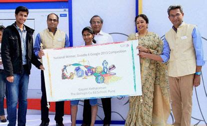competition india winner pune wins doodle4google contest