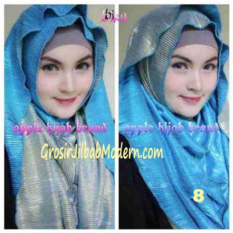 Hoodie Sweater Biru Sleting No Instan jilbab 2 in 1 goldee plizt hoodie by apple brand no 8 biru grosir jilbab modern jilbab