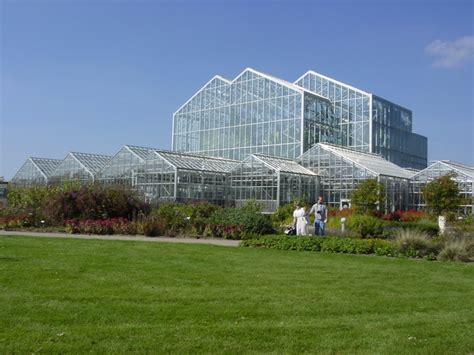 Meijer Gardens Grand Rapids Michigan by The Frederik Meijer Gardens Conservatory Projects