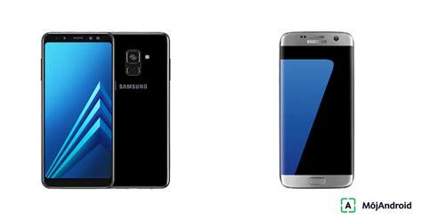 Samsung V 2018 samsung galaxy a8 2018 vs samsung galaxy s7 edge 芟o si vybra螟