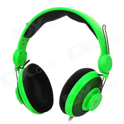 Headset Razer Orca razer orca stylish gaming headphones green black