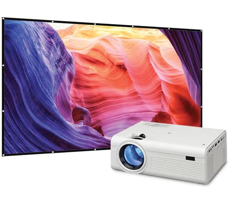 gpx mini projector  bluetooth   projection