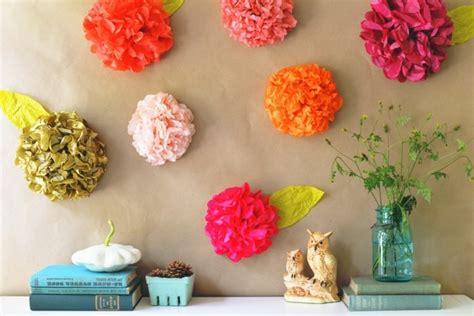 Blumen Aus Servietten Basteln by Kreativ Basteln 70 Ausgefallene Sachen Die Sie Aus