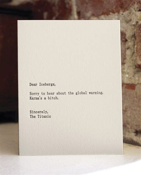 Note To Self Sarcastic Humor Greeting Card Funny Sarcastic Greeting Cards That Are Perfect For