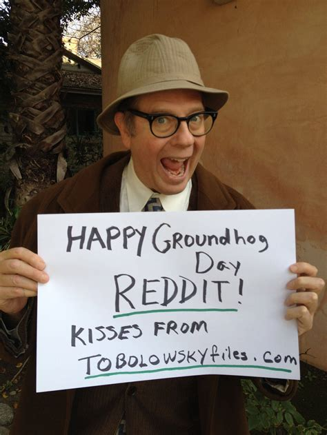 groundhog day quotes ned ryerson the daily what stephen tobolowsky daily trending
